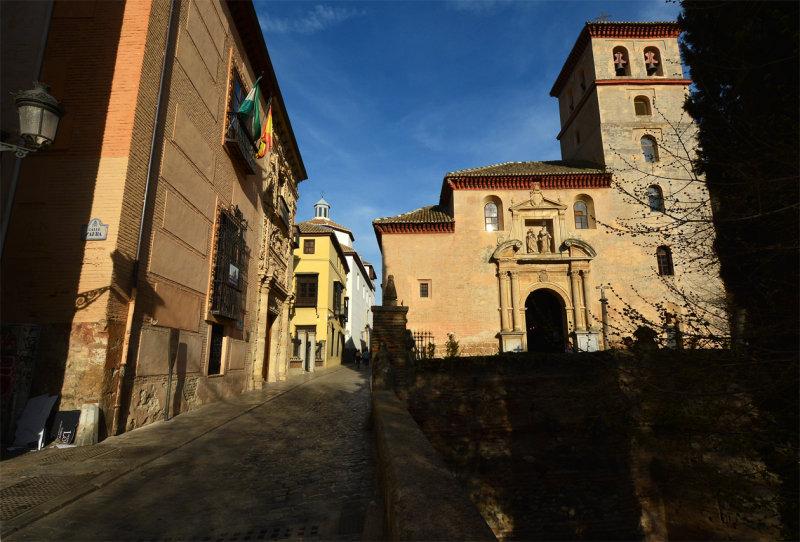 Church of San Pedro and San Pablo - Granada