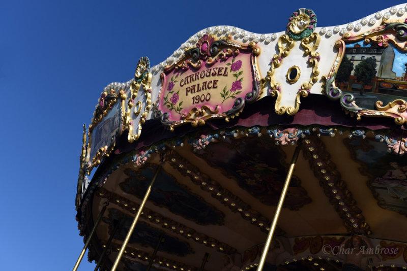 Carousel Palace 1900