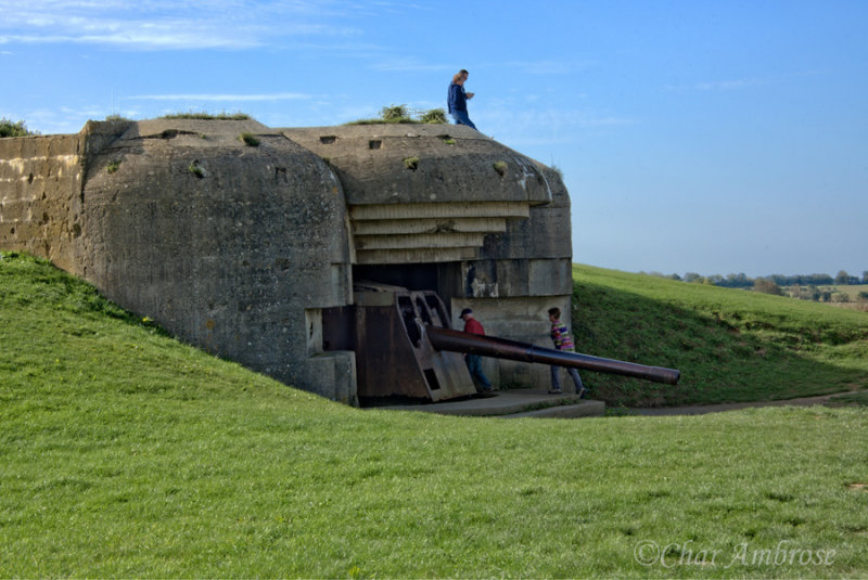 German Battery at Longues-sur-Mer