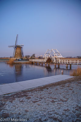 Holland, Windmills....