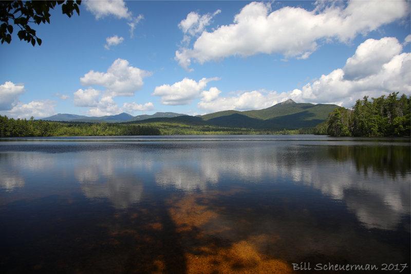 Lake Chocorua and Mt. Chocorua, NH