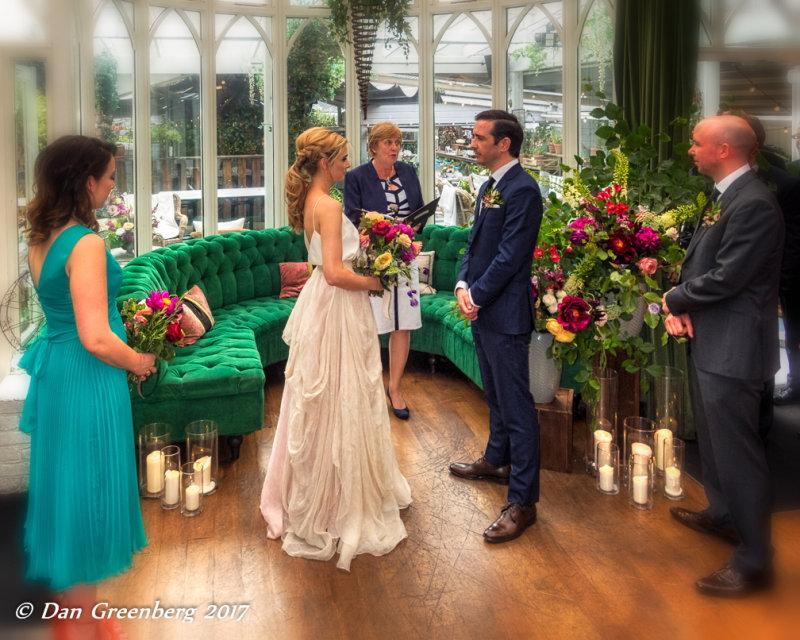 A Wedding in Dublin