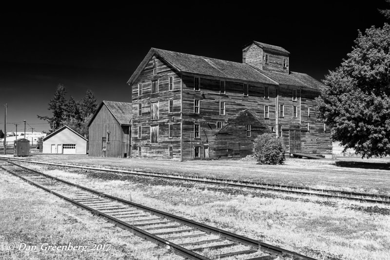 Barron Wheat Flour Mill