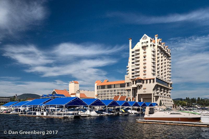 The Coeur dAlene Resort