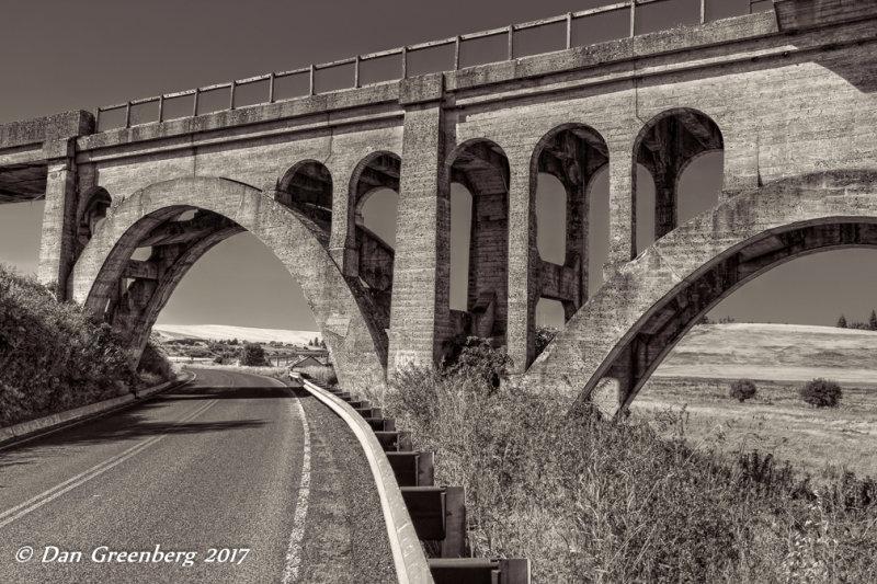 Old Milwaukee Railway Bridge
