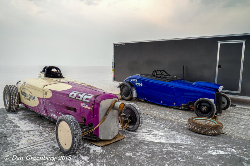 Two Very Fast Roadsters
