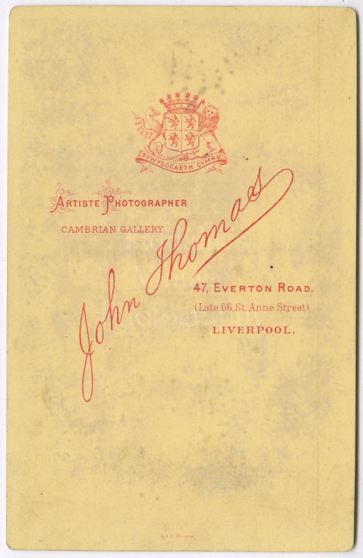 Cabinet Card