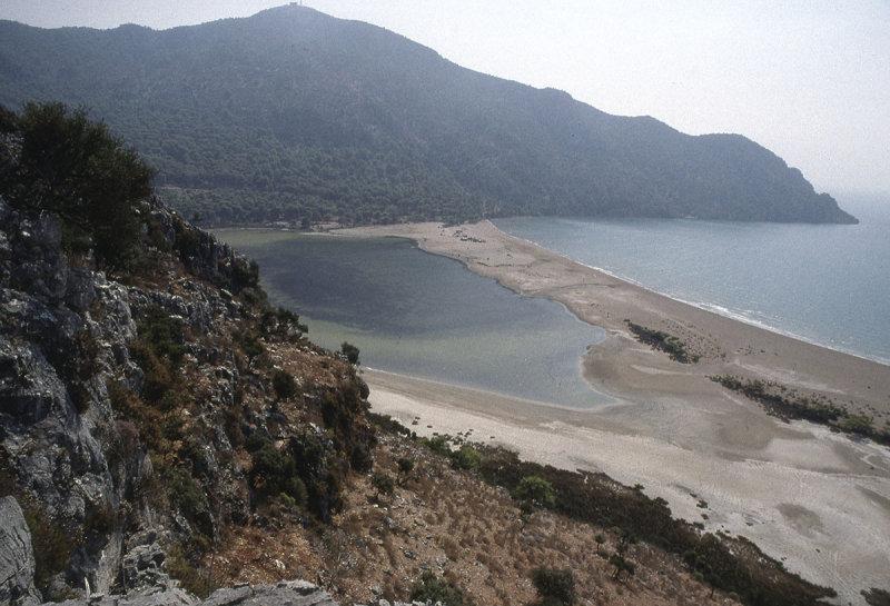 Dalyan beach from rocks 1b.jpg