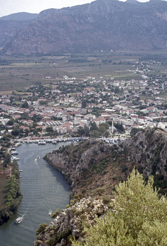 Dalyan from rocks along river 8b.jpg