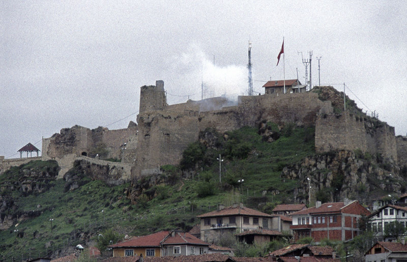Kastamonu view towards fortress 1