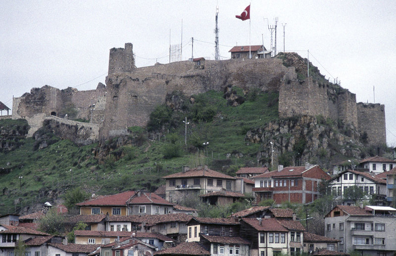 Kastamonu view towards fortress 2