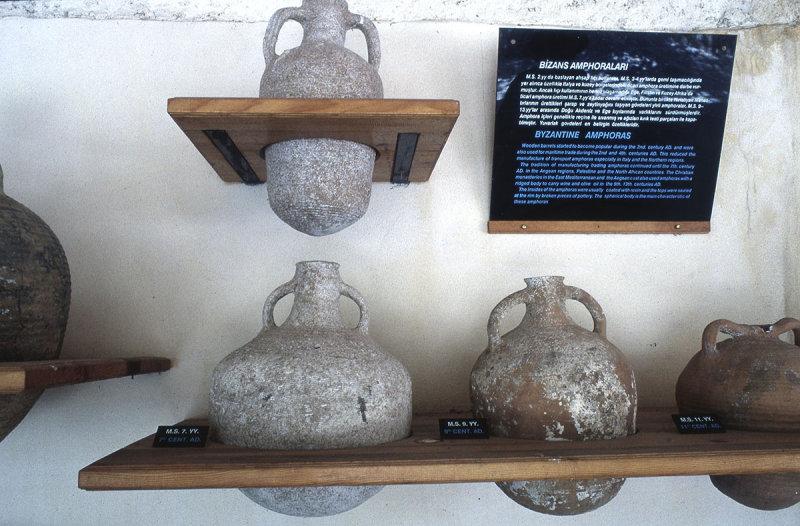 Bodrum castle museum 3