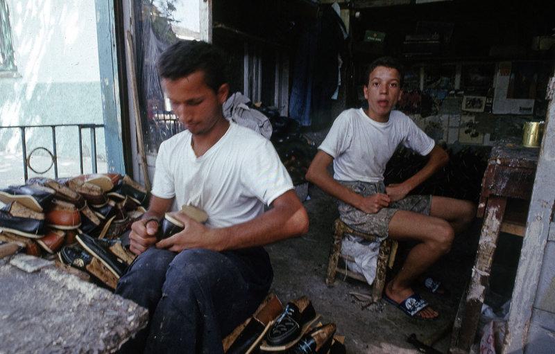 Antakya cobblers