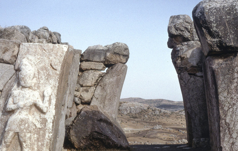 Kings Gate Bogazkale