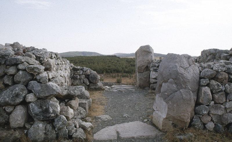 Bogazkale Sphinxes Gate