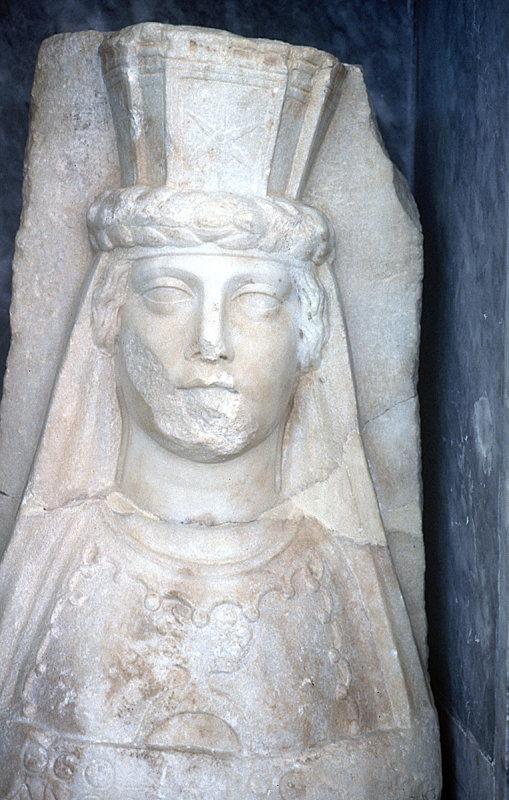 Afrodisias museum head