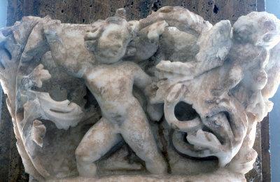 Afrodisias museum capital
