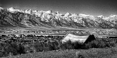 Owens Valley Cabin