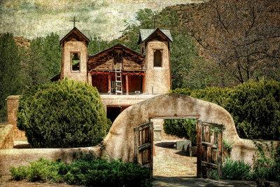Chimayo Sanctuario, New Mexico