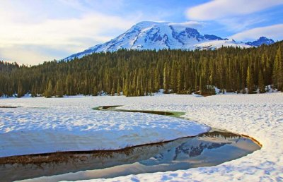 1 reflection lake