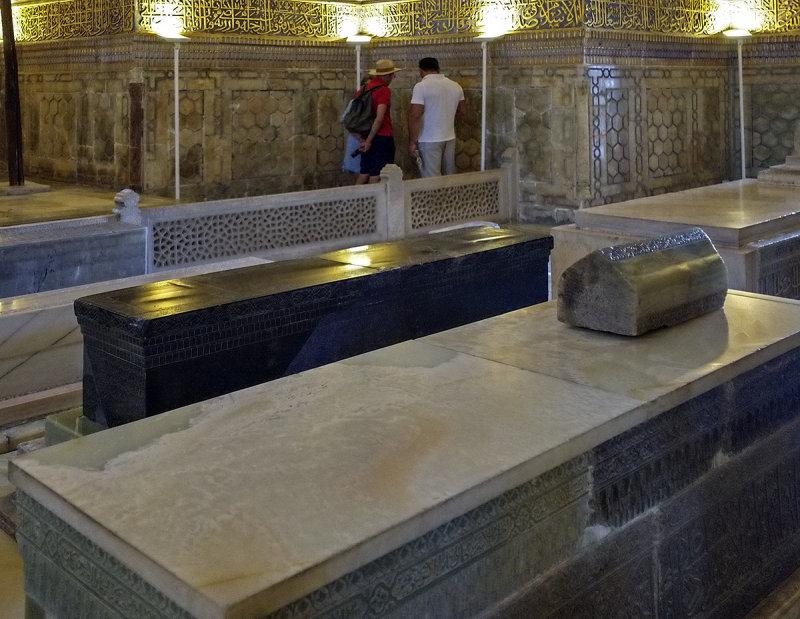 Jade-topped tomb of Tamerlane, Gur-e-Amir