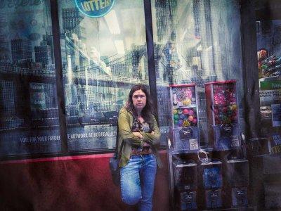 Danica In Brooklyn