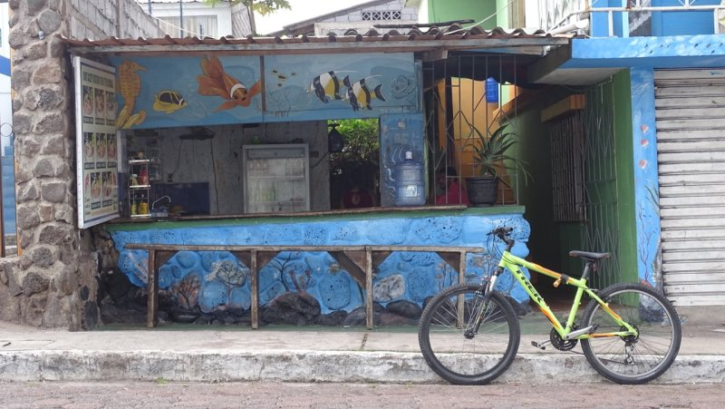 San Cristóbal Streetside Cafe