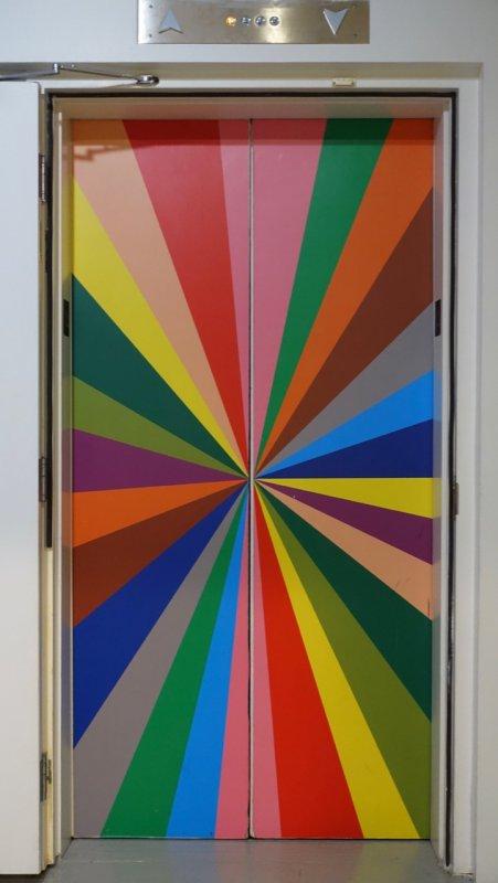 Color Factory Elevator