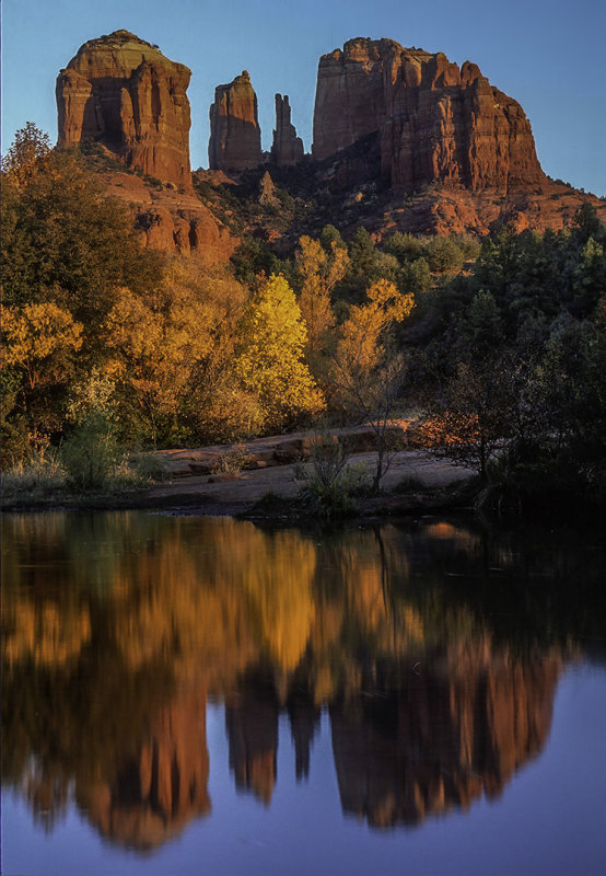 Cathedral Rock, Red Rock Crossing, Sedona, AZ