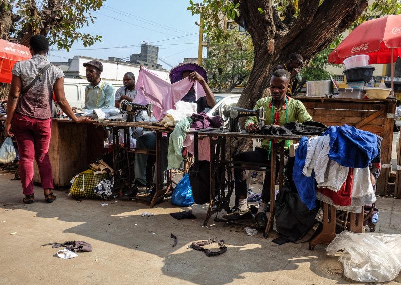 Maputo streets