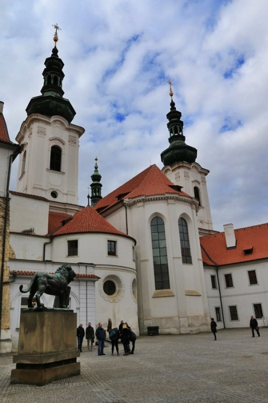 Strahov Monastery (Strahovský klášter)