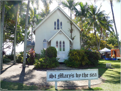 Little church on the foreshore