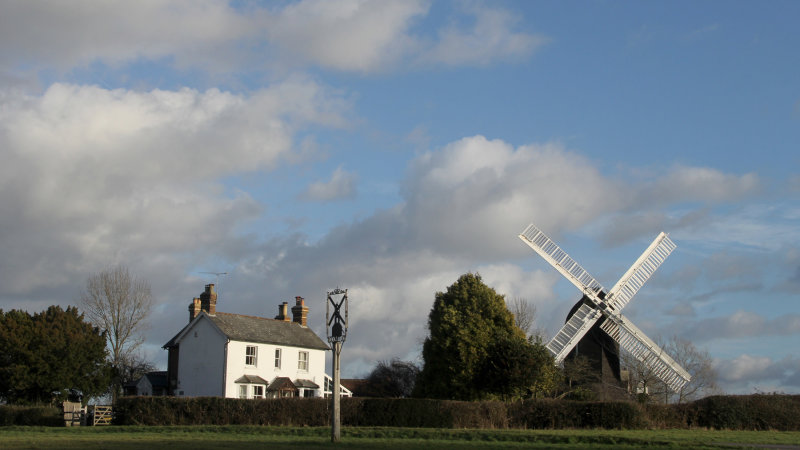 16:365<br>Mill at Outwood