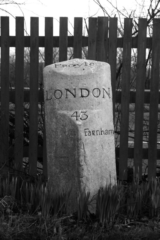 33:365<br>Milestone at Froyle