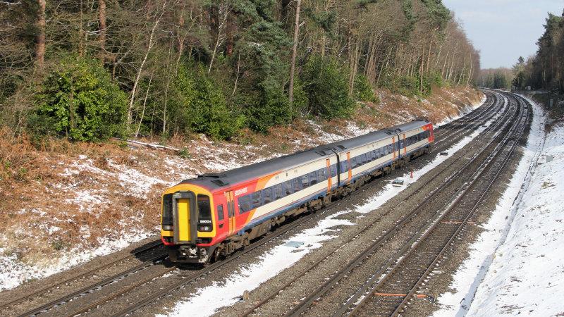79:365<br>South Western Railway