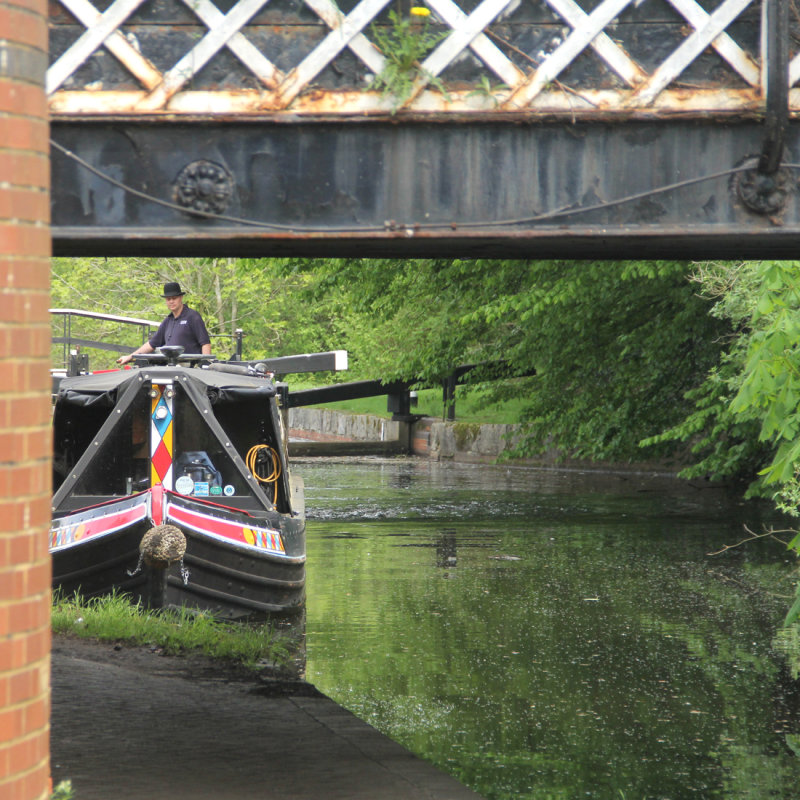 118:365<br>The Hatted Boatman