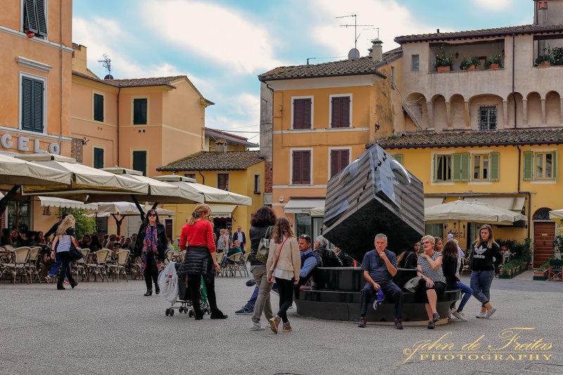 2017 - Millie & Brian - Pietrasanta, Tuscany - Italy