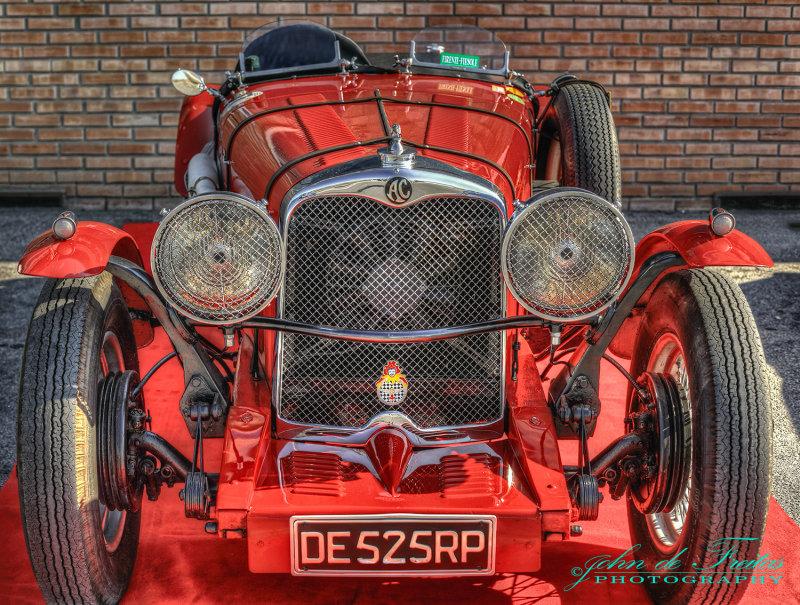 2017 - Concorso di Elganza, 1933 AC/Wilson 16/80 Sport Special2017 - Viareggio, Tuscany - Italy