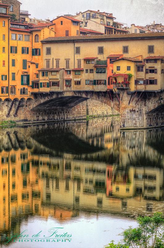 2017 - Vecchio Bridge - Florence, Tuscany - Italy