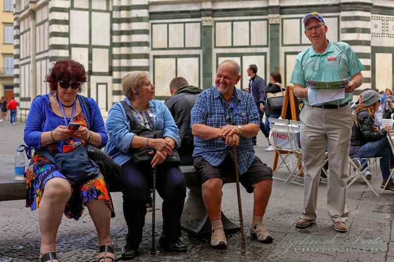 2017 - Piazza Duomo - Florence, Tuscany - Italy