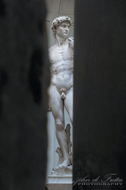 2017 - David, Galleria dellAccademia di Firenze - Florence, Tuscany - Italy