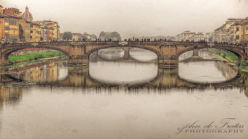 2017 - Ponte S. Trinita - Florence, Tuscany-Italy