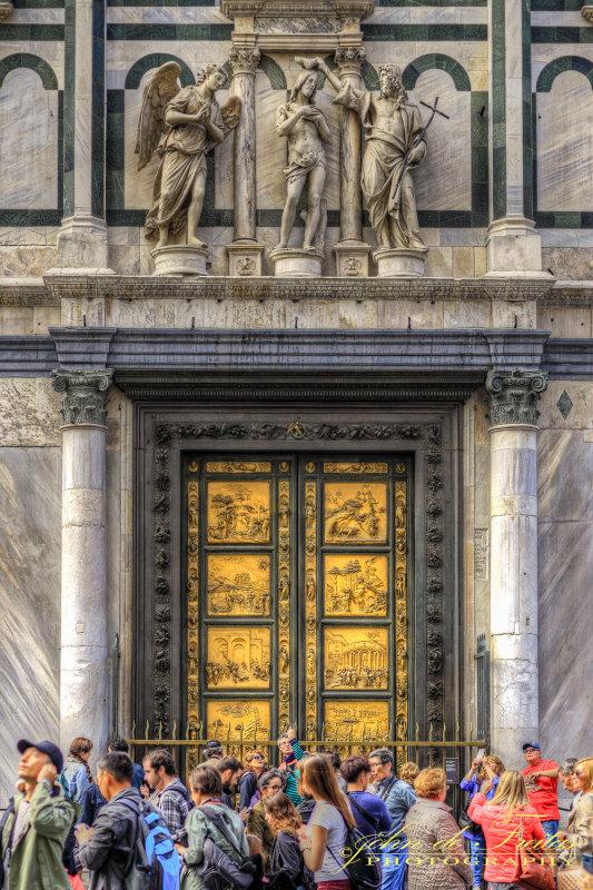 2017 - The Baptistery of St. John - Florence, Tuscany - Italy