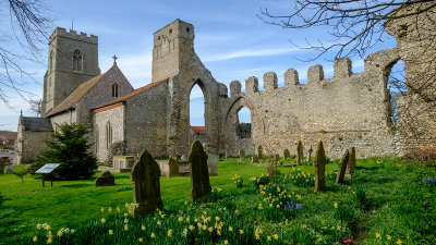 All Saints, Weybourne, Norfolk