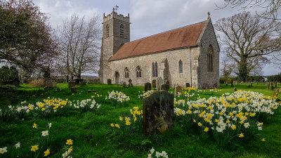 Plumstead Village Church, North Norfolk.