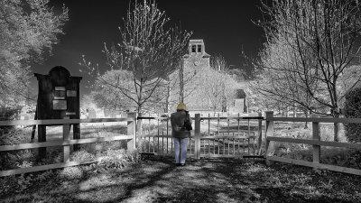 Waiting at the Gates