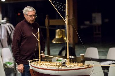 Billings har jo laget en del Colin Archer-varianter gjennom tidene, også med plastskrog.