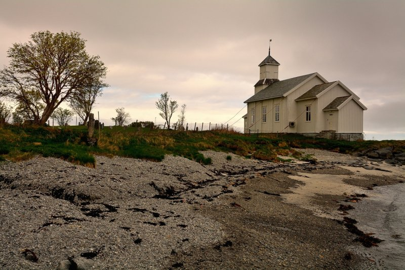 Gimsøy Church