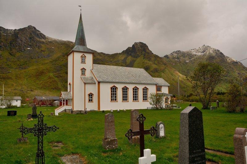 Valberg church