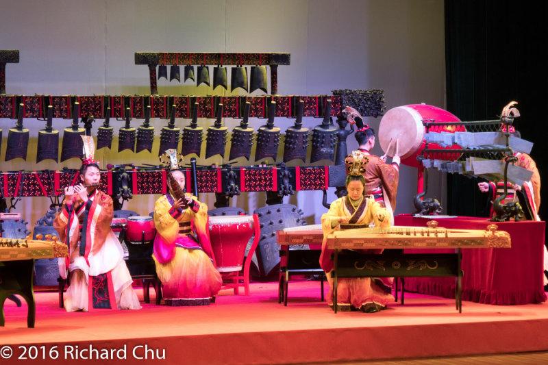 Wuhan Ancient Bells Show 曾侯乙編鐘演奏